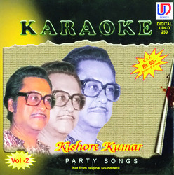 Kishore Kumar- Party Songs- Karaoke-Vol-2