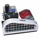 200 LPM Single Stage Belt Drive Vacuum Pump