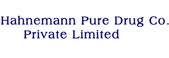Hahnemann Pure Drug Co. Pvt. Ltd.