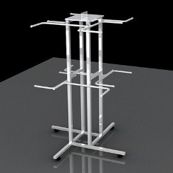 Garment Shelving Solutions-1,2,4,6,8,16 way Browsers
