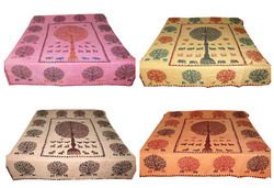 Old Rajasthani Tribal Ralli Quilt