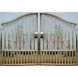 Outdoor Stainless Steel Main Gates
