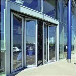 Aluminum Sliding Folding Doors