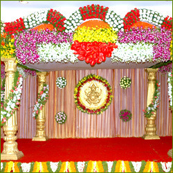 Balloon decoration in chennai party favors ideas for Annual function decoration