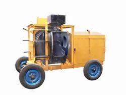 Portable Hot Mix Plant Equipment