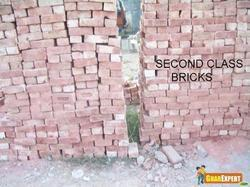 SECOND CLASS BRICKS