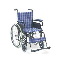 Manual Wheelchairs - Steel Wheel Chair (THH904B ), Steel Wheel ...