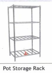Pot Storage Rack