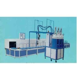 PU Conveyer Type Machine