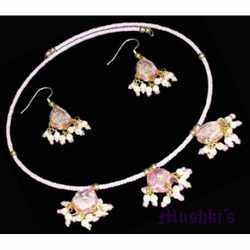 Ethnic Lac Jewellery Set