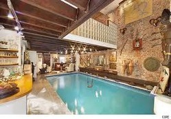 Swimming Pool In Apartment