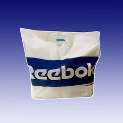 Bags With Special Handles- Patch, Reinforced,  Plastic