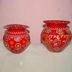 Painted Traditional Kalash