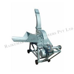 Chaff Cutter With Blowe Type  - RJK - CC -  5