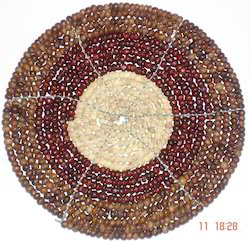 Beaded Coaster CO103