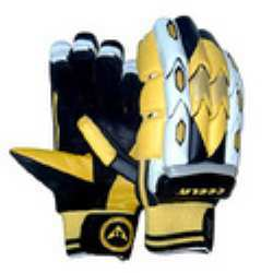 Gold Classic Batting Gloves