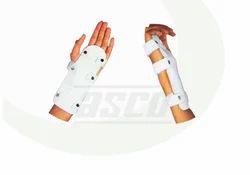 Cock-Up-Splint (Aluminium) Code : RA3506