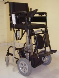 Powered Seat Up -Down Wheelchair