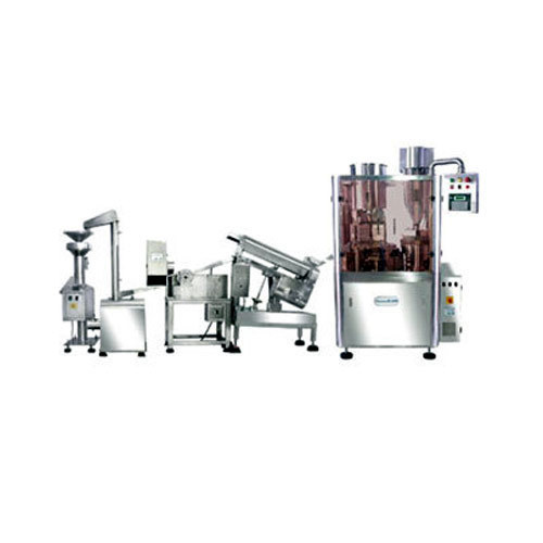 Automatic Capsule Filling Lines