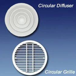 Circular Air Diffuser