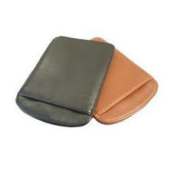 Leather Credit Card Pouches