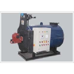 Oil / Gas Fired Hot Water Boiler