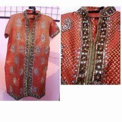 Sherwani Style Suit
