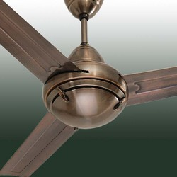 Hi-Fx Antique Copper Fan