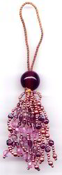 Curtain Bead Tassel