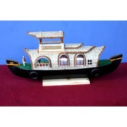 Hand Made House Boat