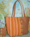 Ladies Fancy Jute Handbag