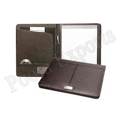 Leather Conference Folder (Product Code: MPR8619)