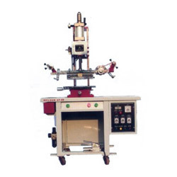 Flat Object Hot Stamping Machine