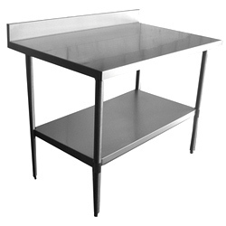 Stainless Steel Pick Up Table