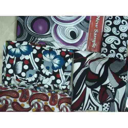 Crepe Fabric Material
