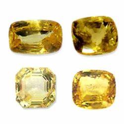 Pukhraj (Yellow Sapphire)
