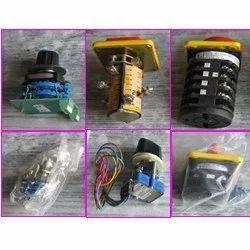 Salzer Rotary Switches
