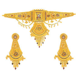 Gold Jewelry Gold Jewellery Sets Service Provider from New Delhi