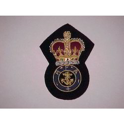 Royal Fleet Auxilarry Petty Officer Cap Badge