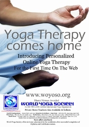 Customized Yoga DVD And Doctor Consultation For Three Months