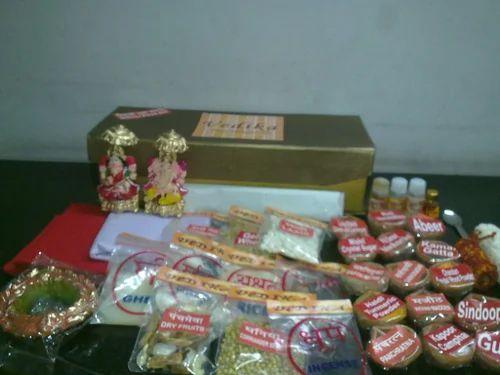 Vedika Diwali Puja Kit