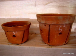 Clay Pots/ Fireclay Pot / Terracotta Pot