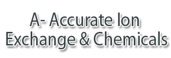 A- Accurate Ion Exchange & Chemicals