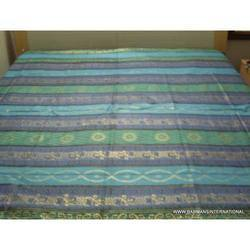 Multi Coloured Cotton Bedsheet