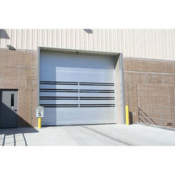 Steel High Speed Doors