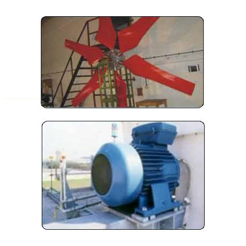 Cooling Tower Components Fan Motor For Cooling Tower