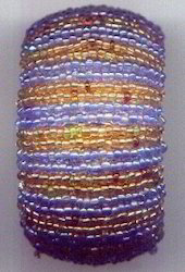 Beaded Napkin Ring NR223
