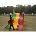 Playground Triple Slide
