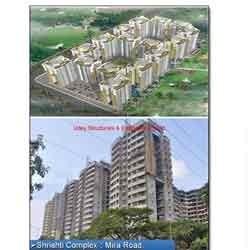Srishti Residential Complex Project