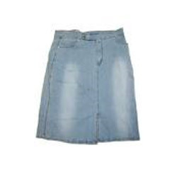 Denim Ladies Skirts